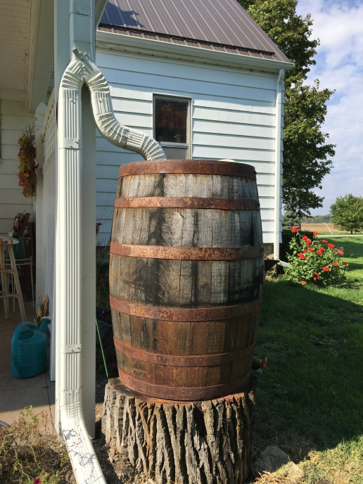How To Set Up Your New Rain Barrel